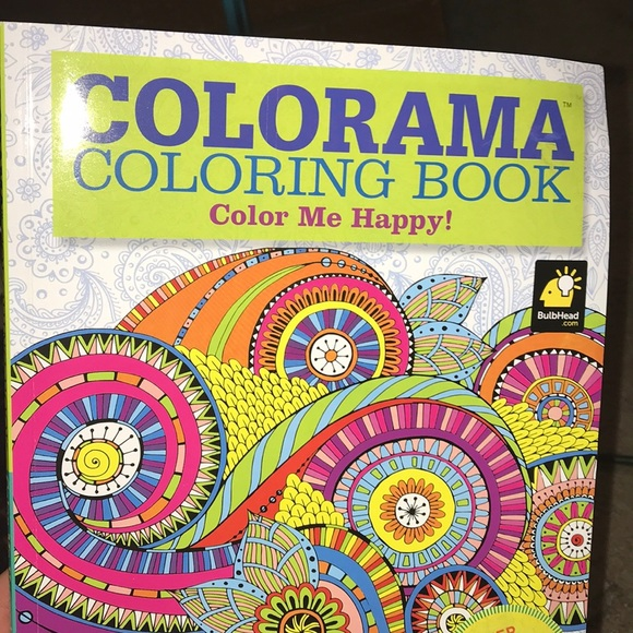 Colorama Other Coloring Book Poshmark
